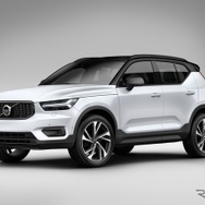 ボルボ XC40 T5 R-Design 1st Edition