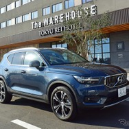 ボルボ XC40 T4 AWD INSCRIPTION