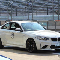 【BMW M2クーペ サーキット試乗】高速サーキットでも楽しめる実力…丸山誠